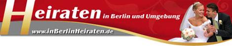 Die Broschüre Heiraten in Berlin, Potsdam und Brandenburg erscheint jährlich.