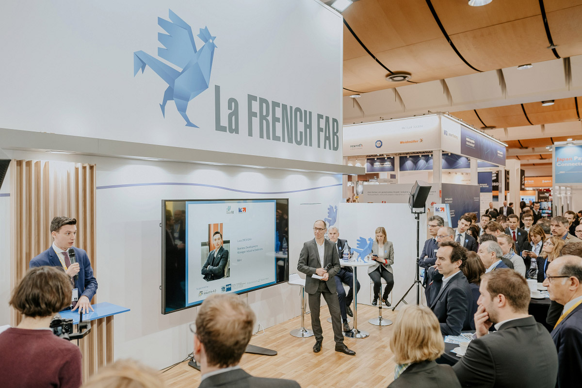 Messe Hannover Veranstaltung Event Business France 010